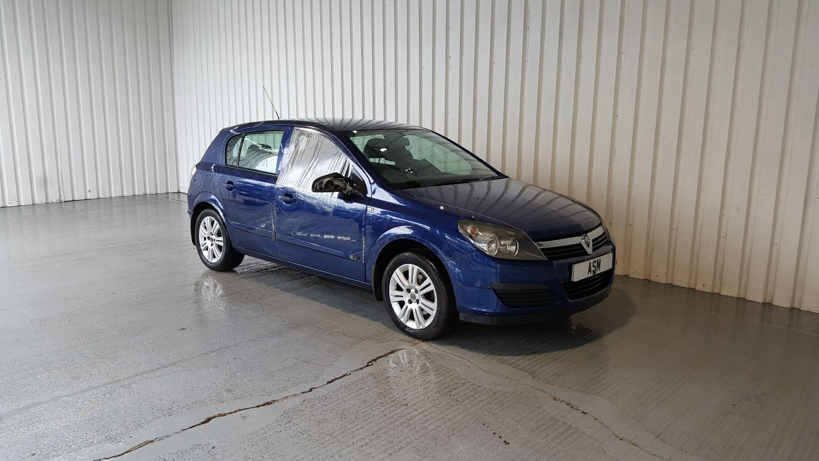 Image for a 2006 Vauxhall Astra 1.6 Petrol Z16XEP Engine