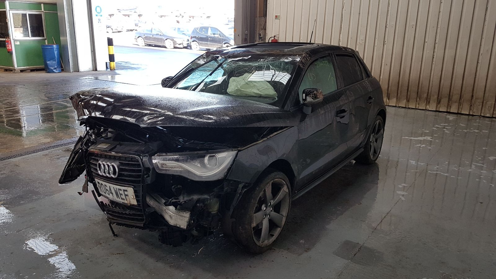 View Auto part LF Window Regulator Audi A1 2014