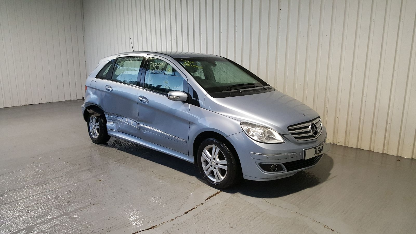 Image for a 2008 Mercedes B Class 2 Petrol M266.960 Engine