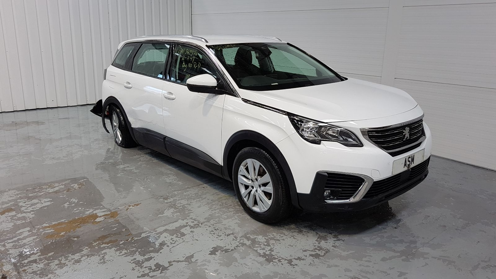 Image for a 2018 Peugeot 5008 1.2 Petrol EB2DTS (HNY) Engine