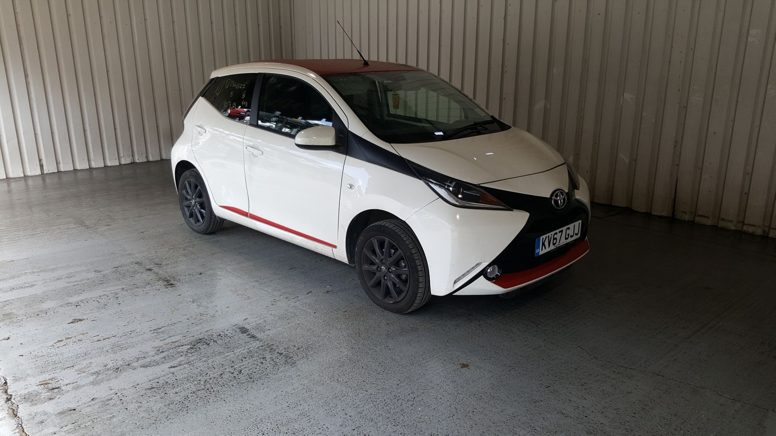 Image for a 2017 Toyota Aygo 1 Petrol 1KR-FE Engine