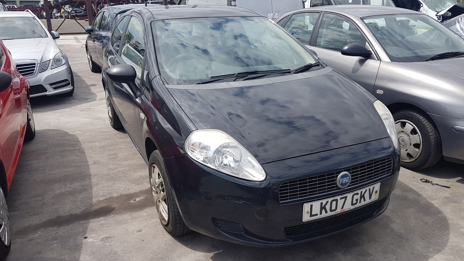Image for a 2007 Fiat Grande Punto 1.2 Petrol 199A4.000 Engine