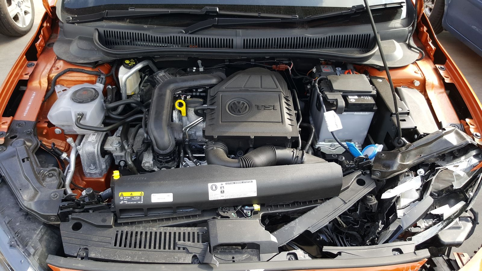 View Auto part Engine Volkswagen Polo 2018