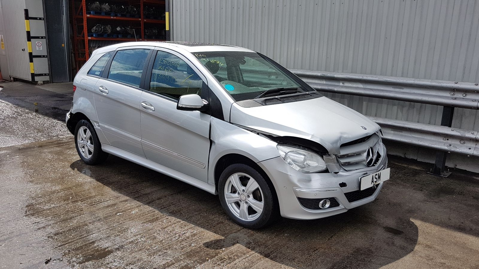 Image for a 2009 Mercedes B Class 2 Diesel OM640.940 Engine