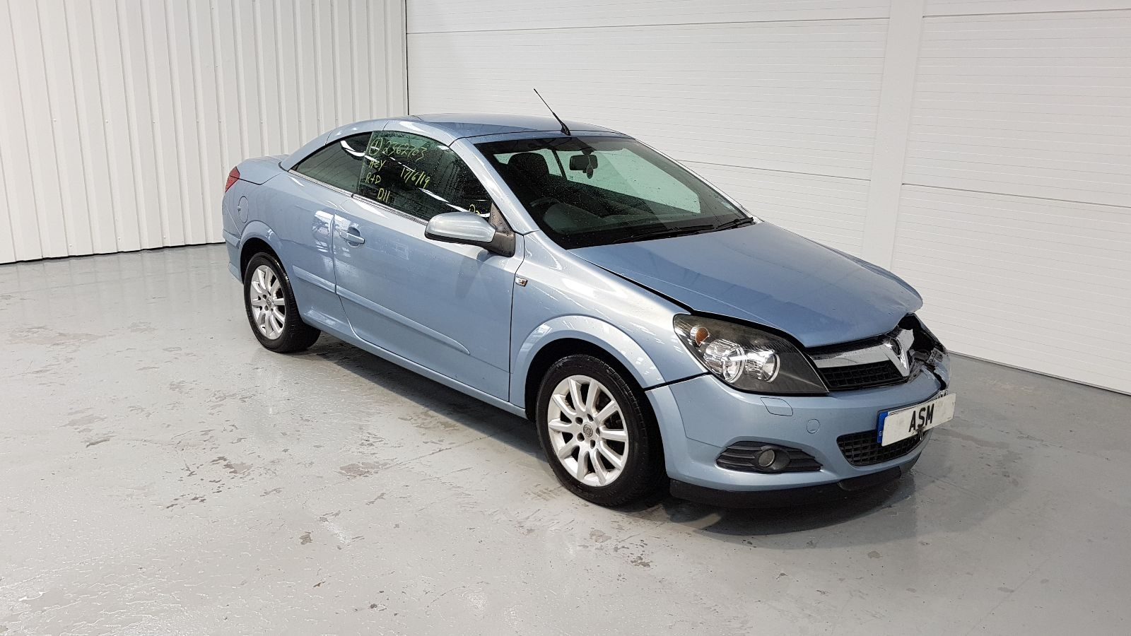 Image for a 2007 Vauxhall Astra 1.8 Petrol Z18XER(2H0) Engine