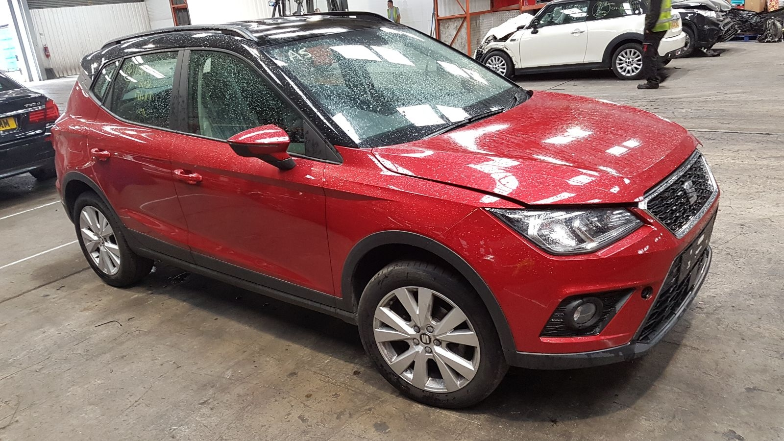 Image for a 2018 Seat Arona 1 Petrol CHZL Engine