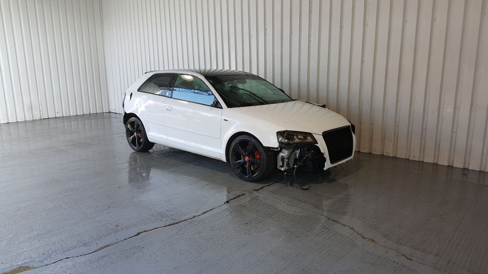 View Auto part RF Door Window Audi A3 2010