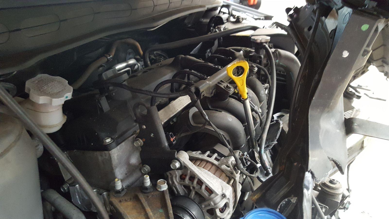 View Auto part Wiper Motor Rear Hyundai I20 2014