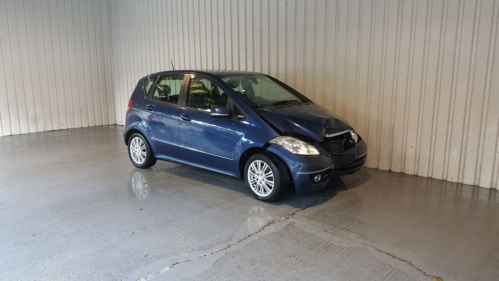 Image for a 2009 Mercedes A Class 1.7 Petrol M266.940 Engine