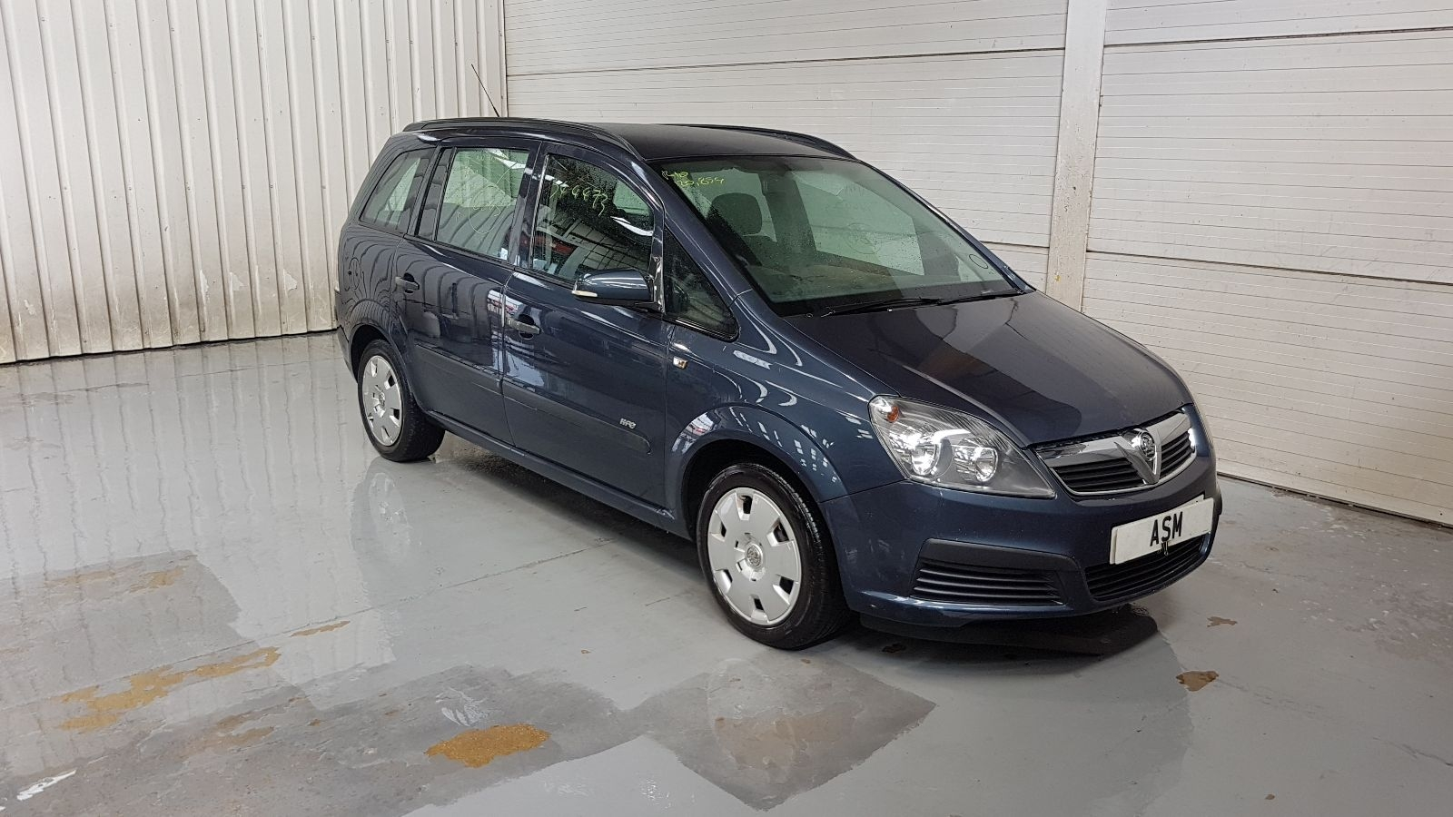 Image for a 2006 Vauxhall Zafira 1.6 Petrol Z16XEP Engine