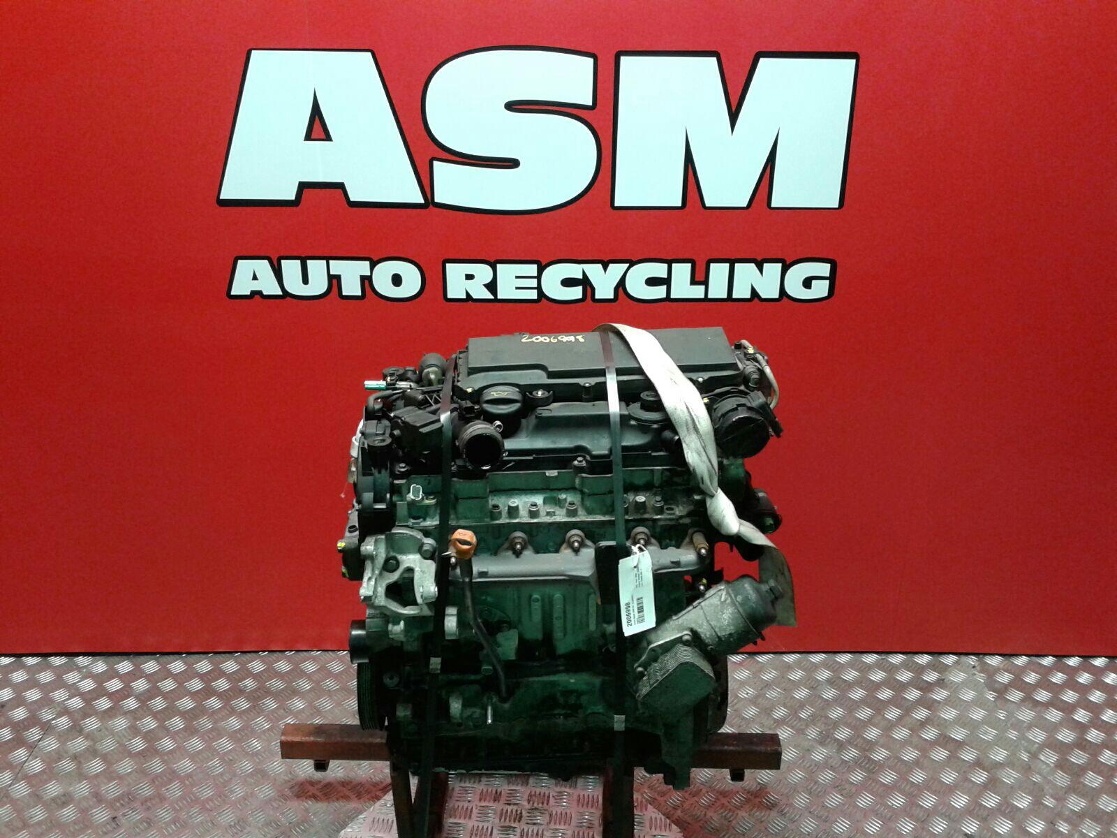 View Auto part Engine Citroen Nemo 2009
