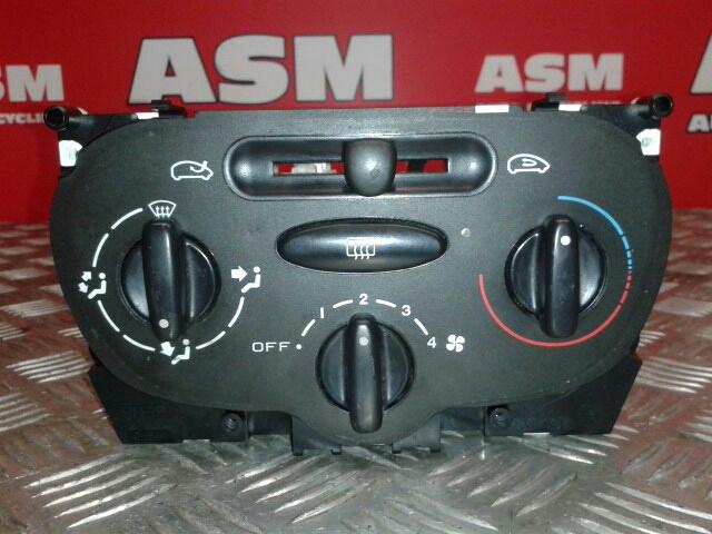 View Auto part Heater/AC Controller Citroen Xsara Picasso 2002