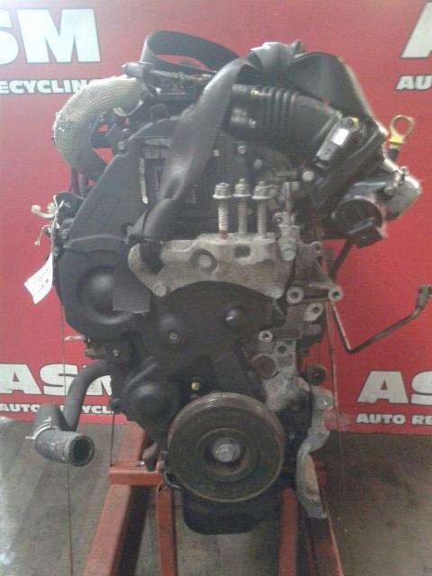 View Auto part Engine Ford Fiesta 2007