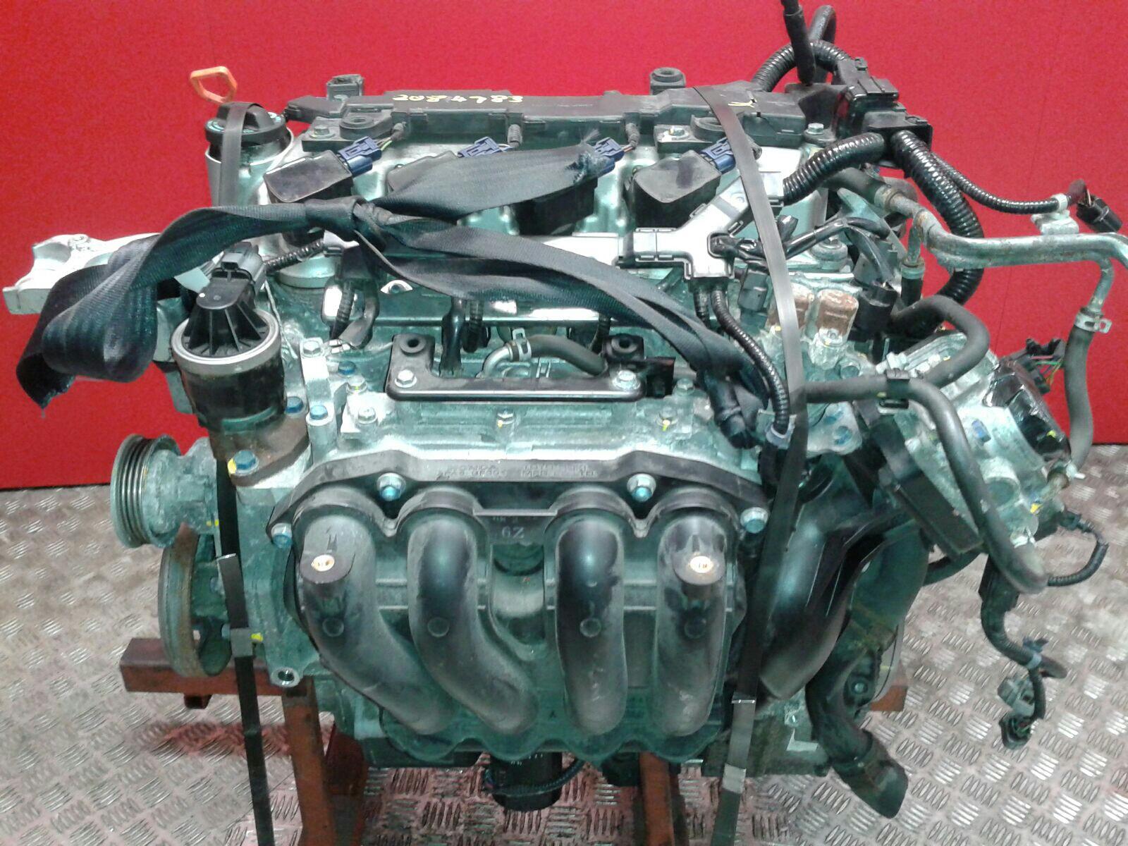 View Auto part Engine Honda Civic 2008