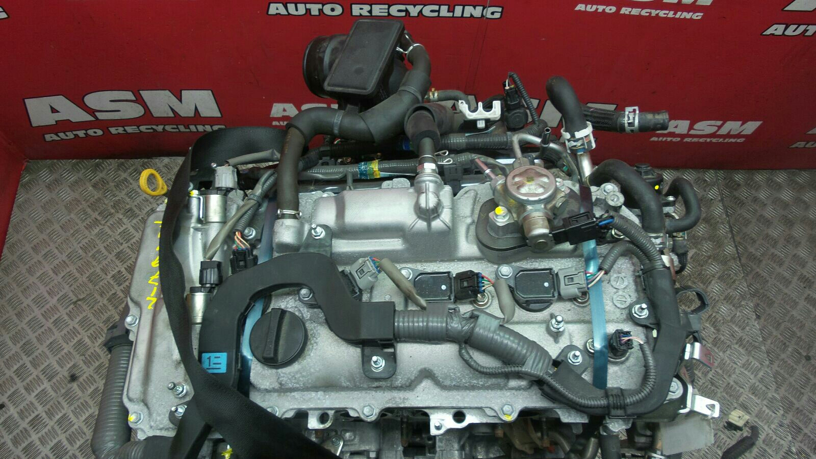 View Auto part Engine Lexus Is Series 2014