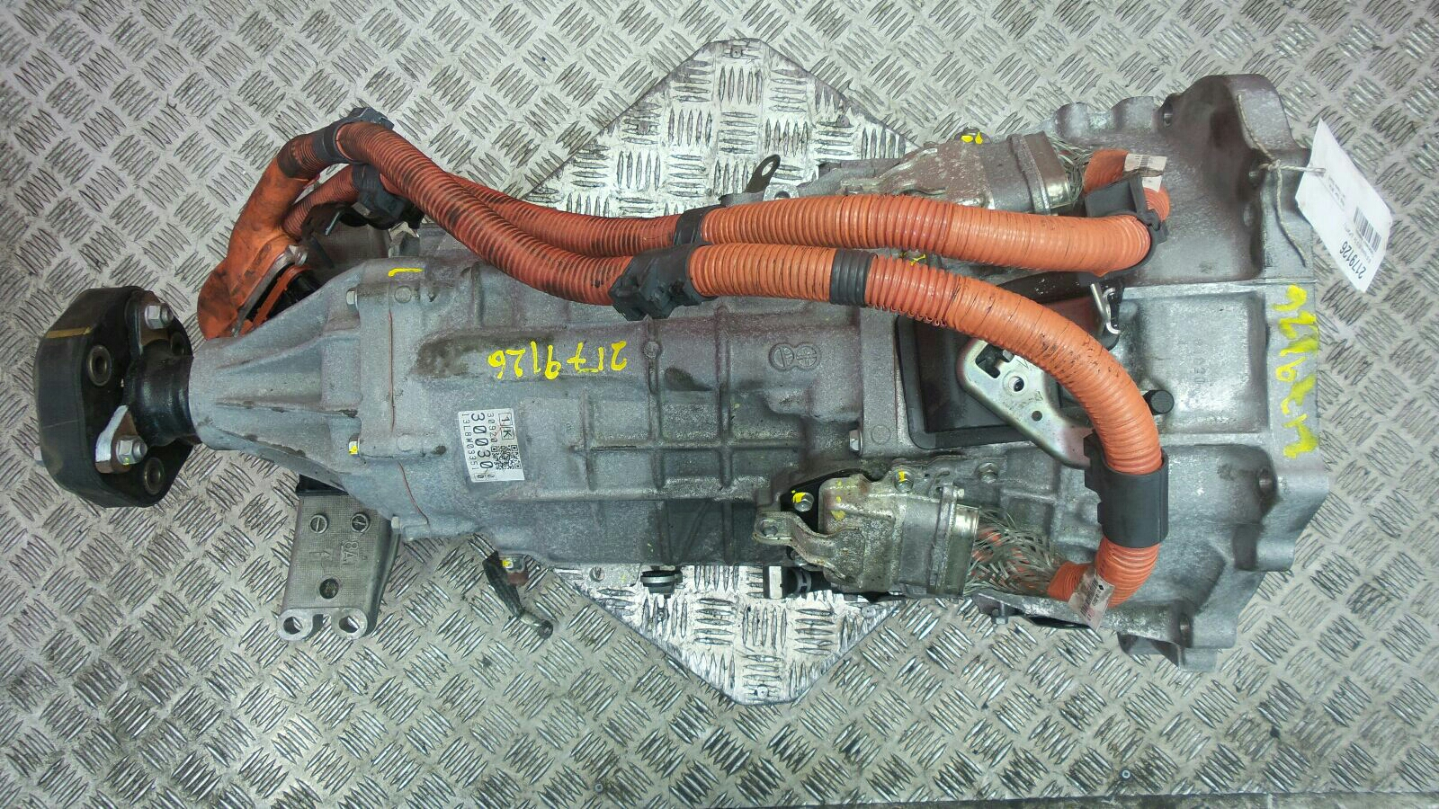 View Auto part Gearbox Lexus Is Series 2014