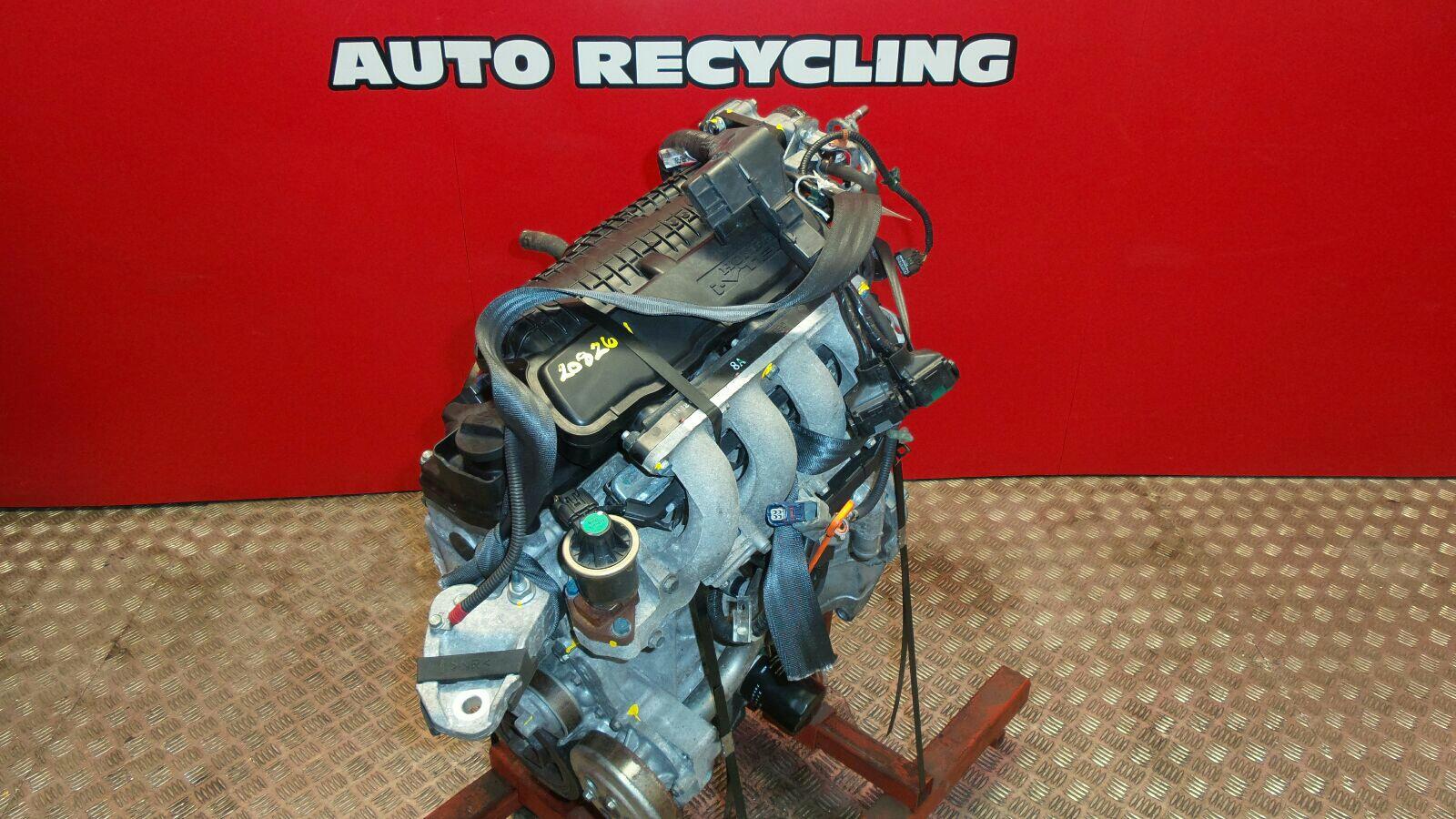 View Auto part Engine Honda Jazz 2009