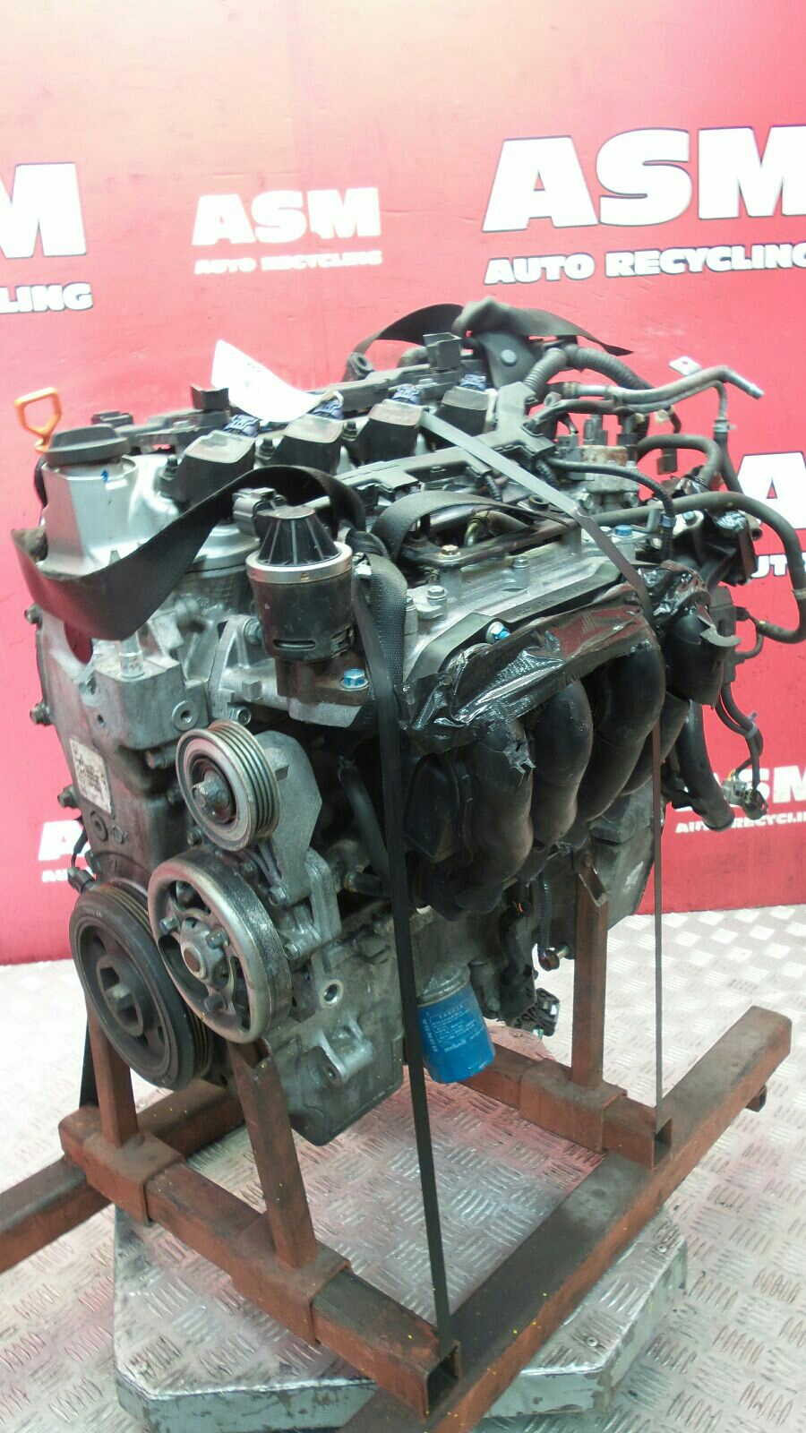 View Auto part Engine Honda Civic 2009