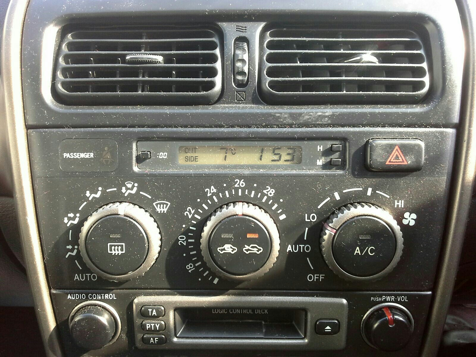 View Auto part Heater/AC Controller Lexus Is Series 1999