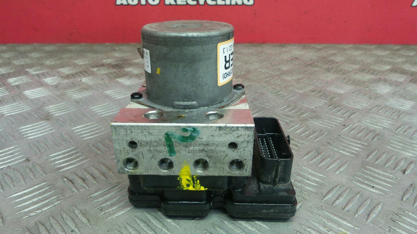 View Auto part ABS Pump/Modulator Hyundai I30 2013