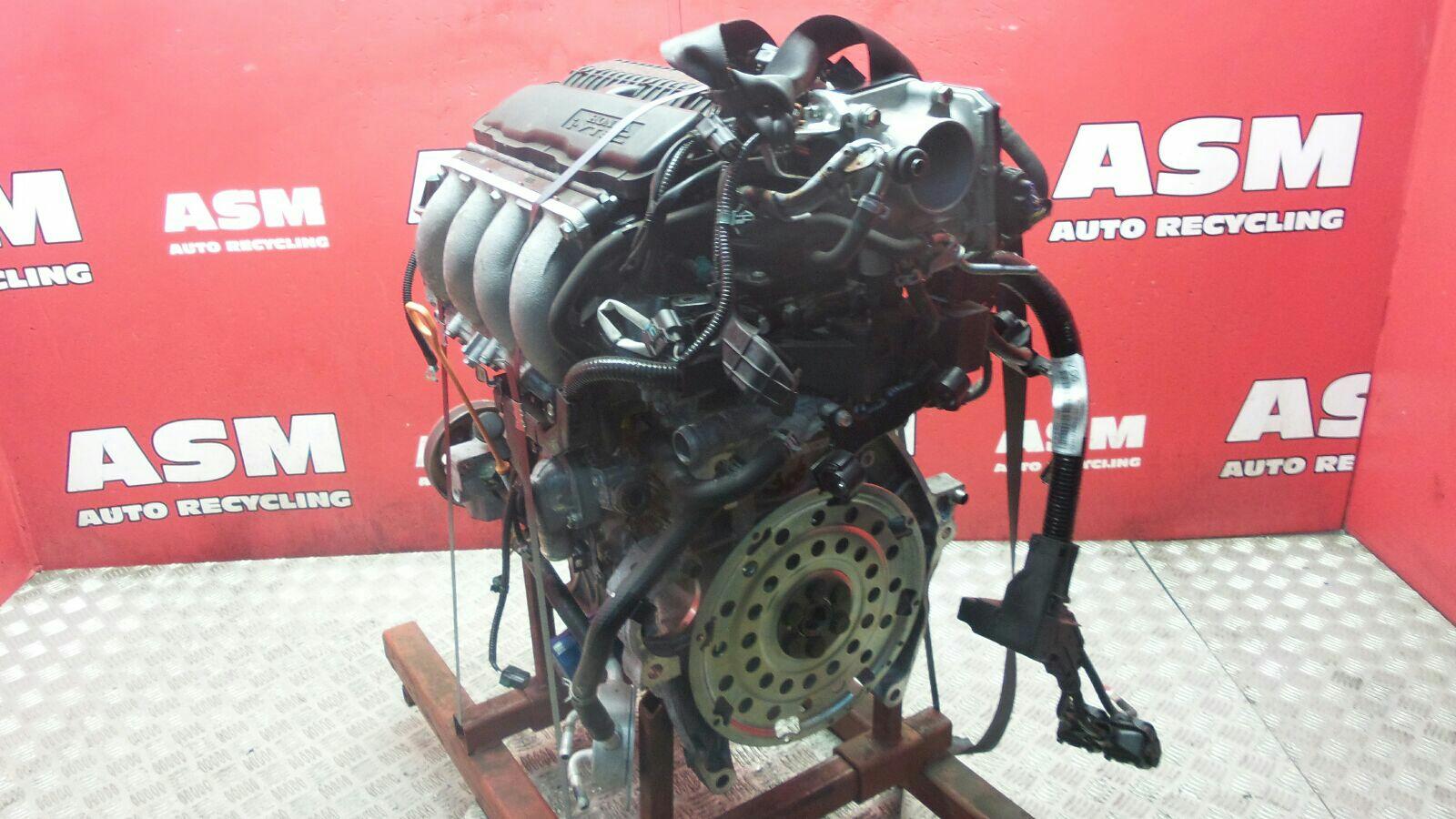 View Auto part Engine Honda Jazz 2014