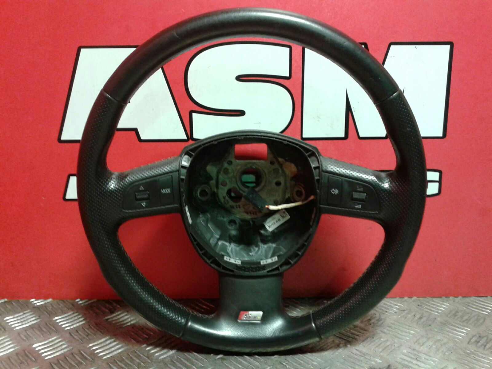 View Auto part Steering Wheel Audi A6 2008