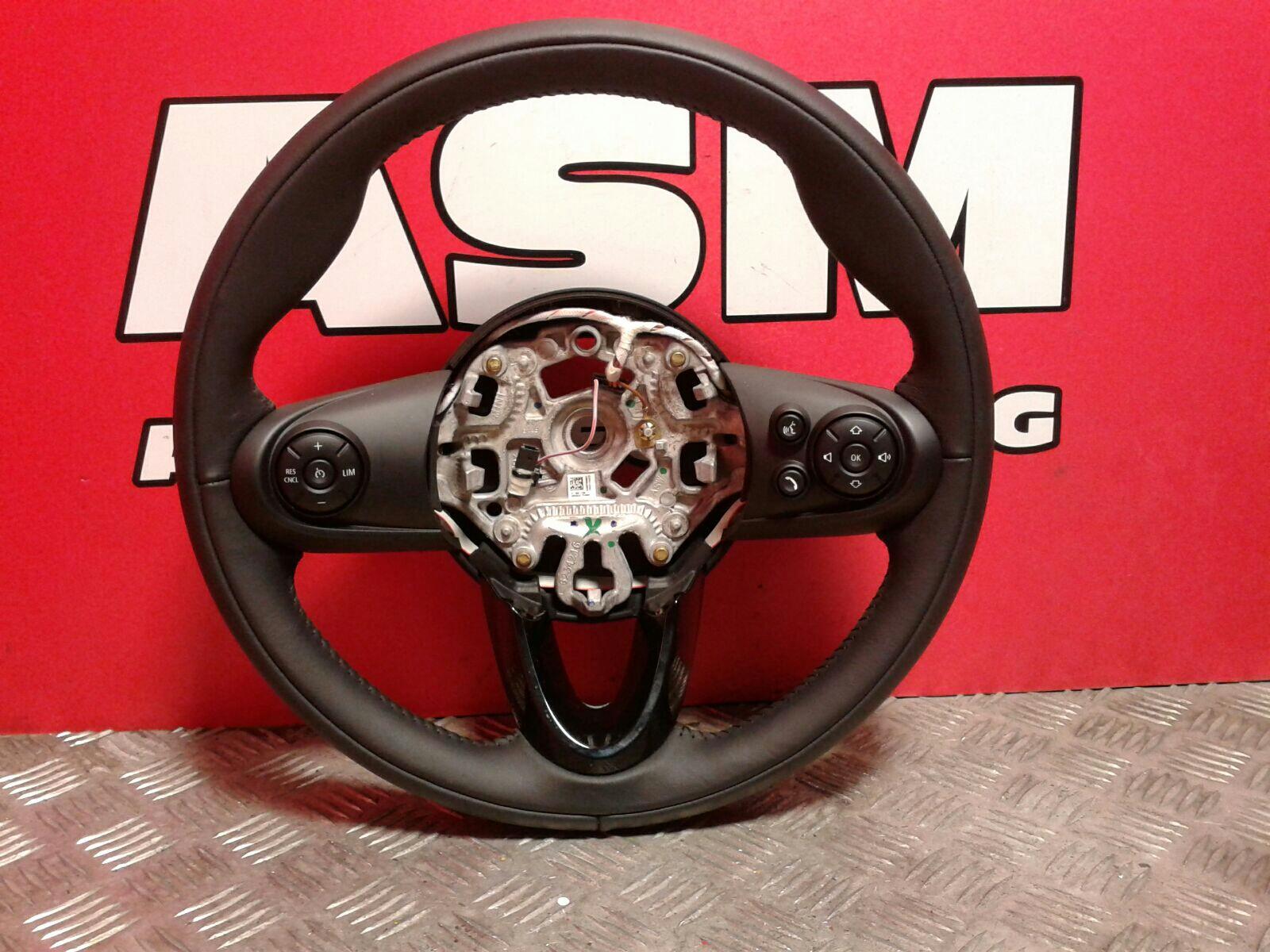 View Auto part Steering Wheel Mini (bmw) Clubman F54 2015