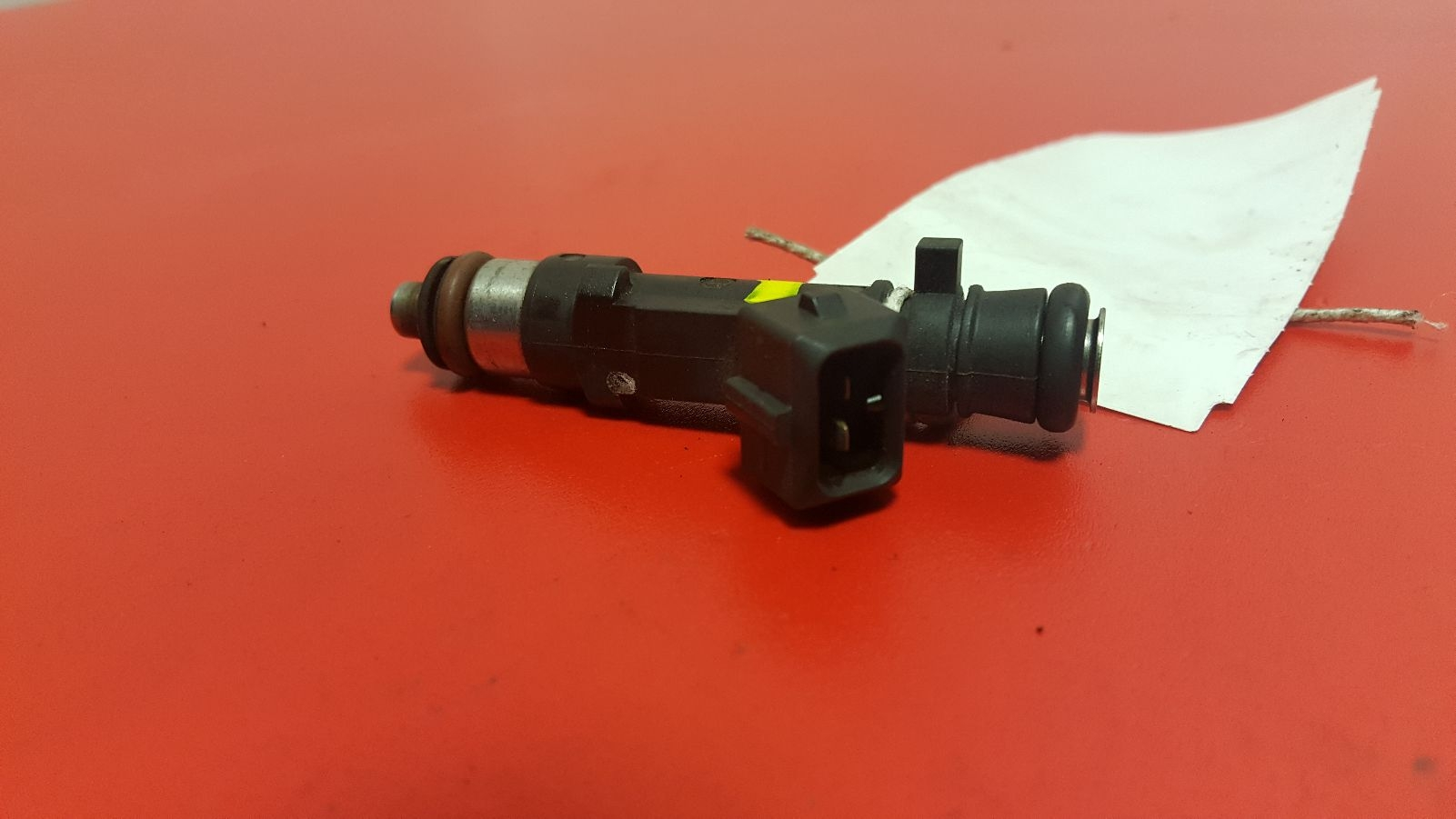 View Auto part Fuel Injector Vauxhall Corsa 2005