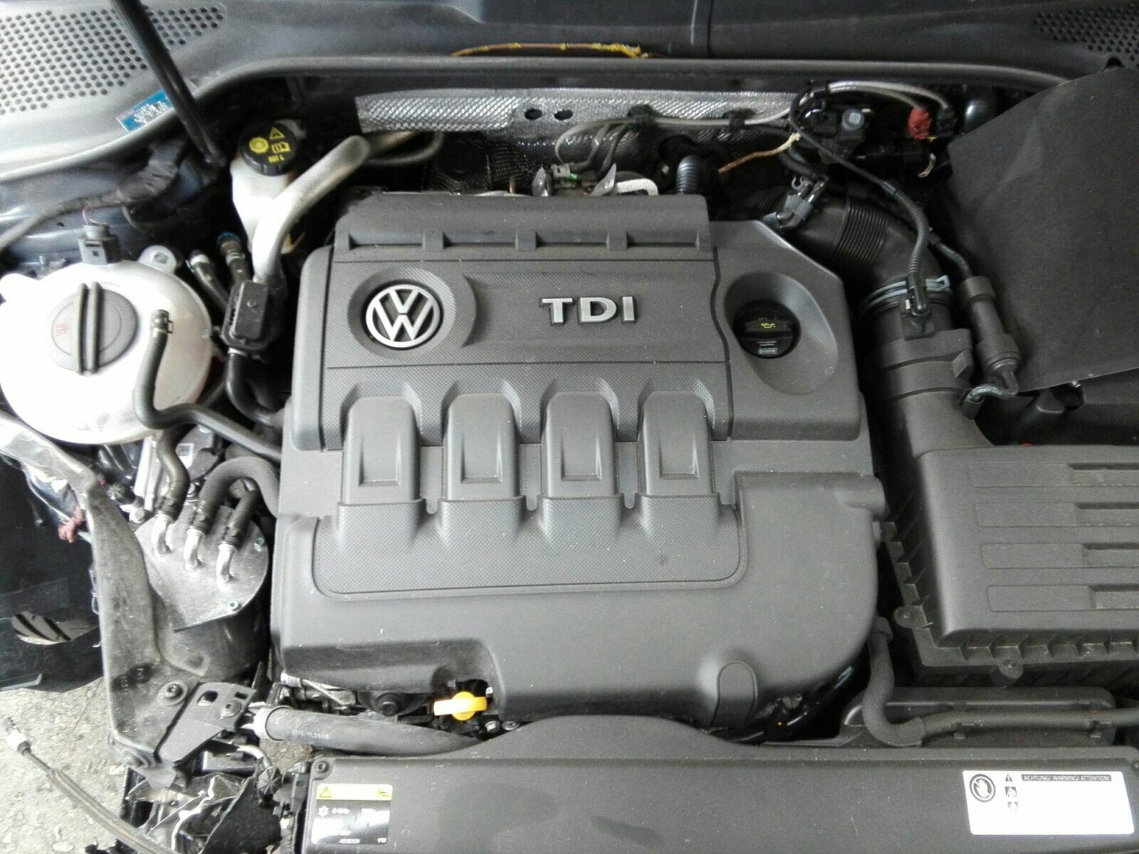 View Auto part Engine Volkswagen Golf 2016