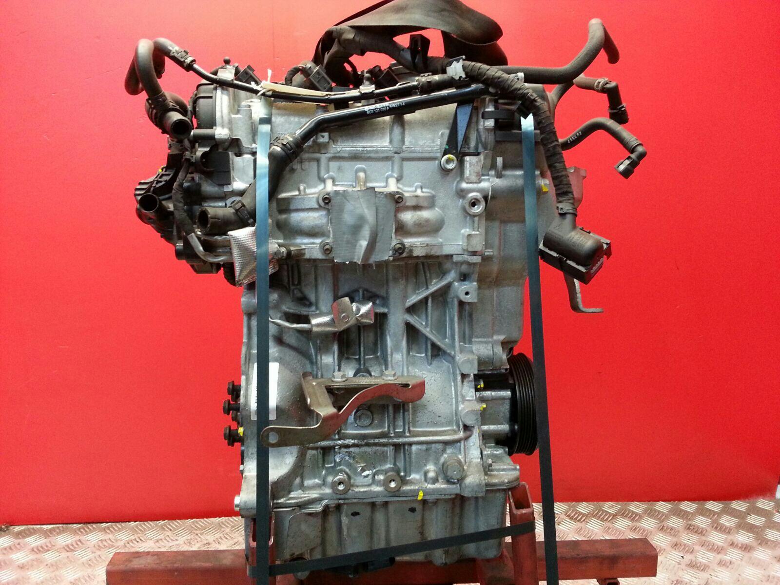View Auto part Engine Volkswagen Polo 2014