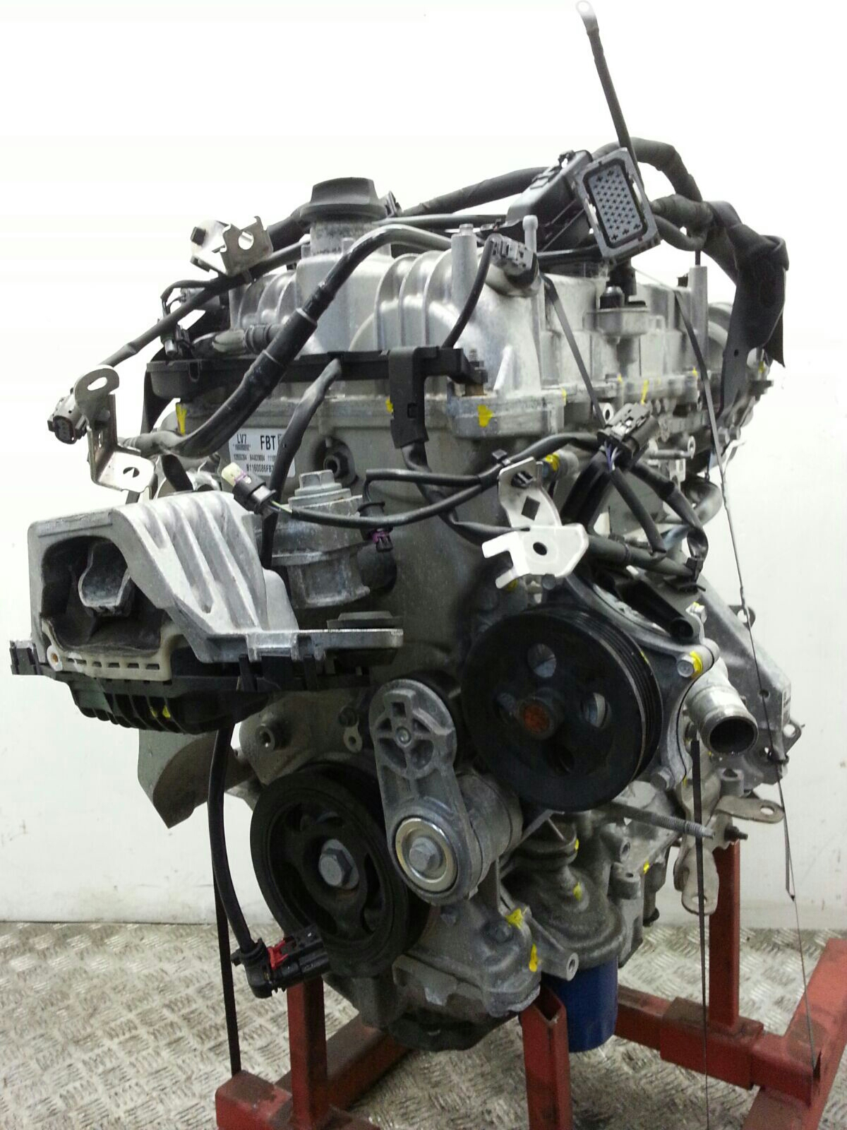 View Auto part Engine Vauxhall Astra 2016