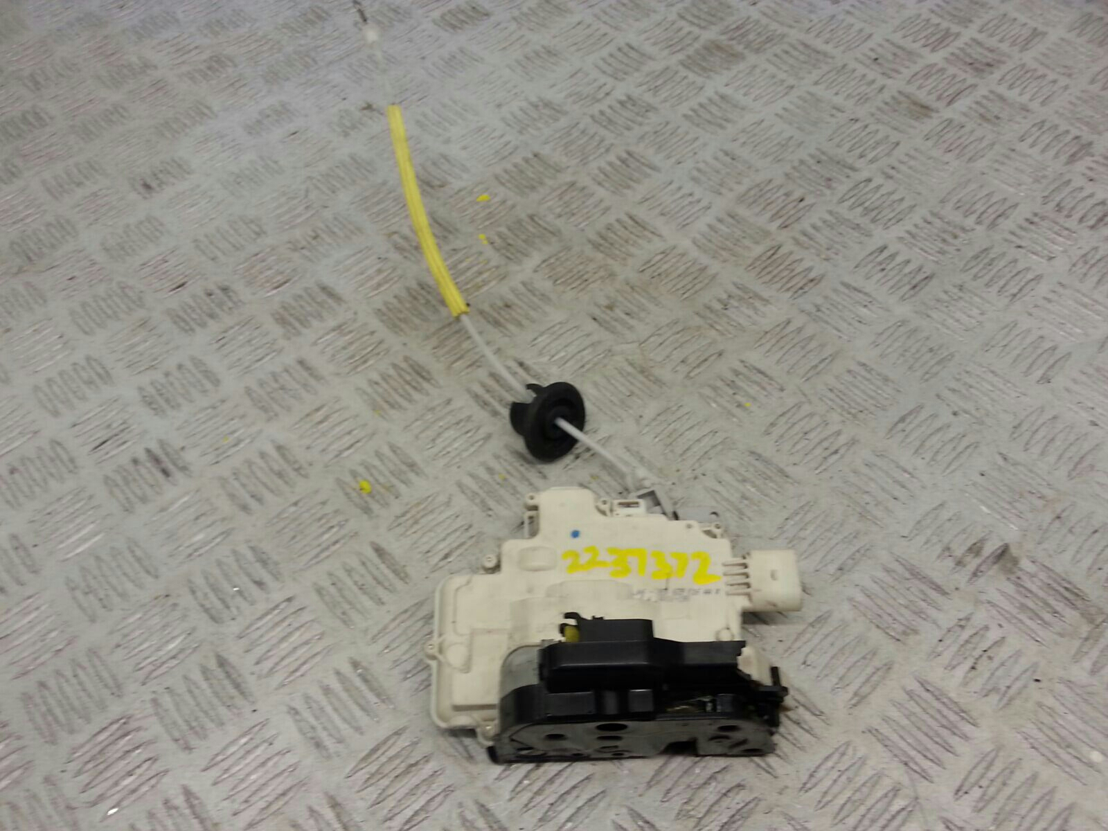 View Auto part Door Lock Assembly Audi A4 2006