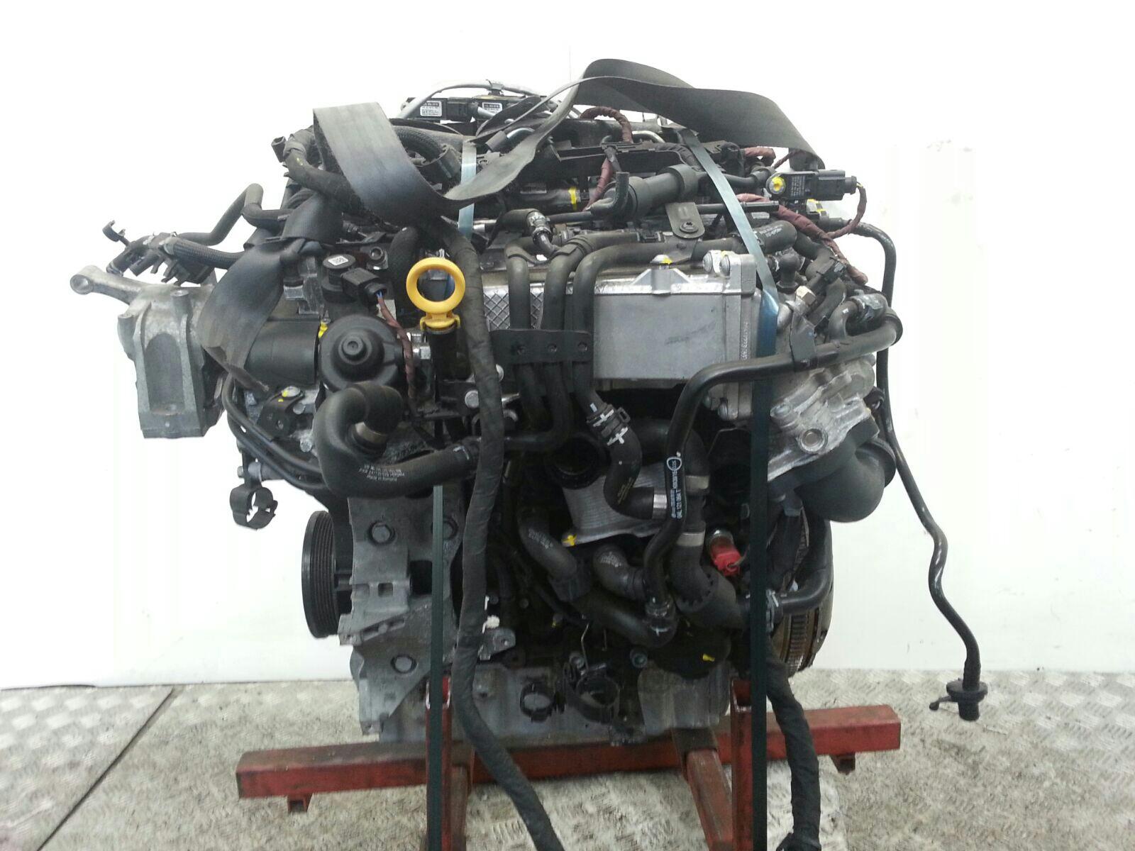 View Auto part Engine Volkswagen Tiguan 2015