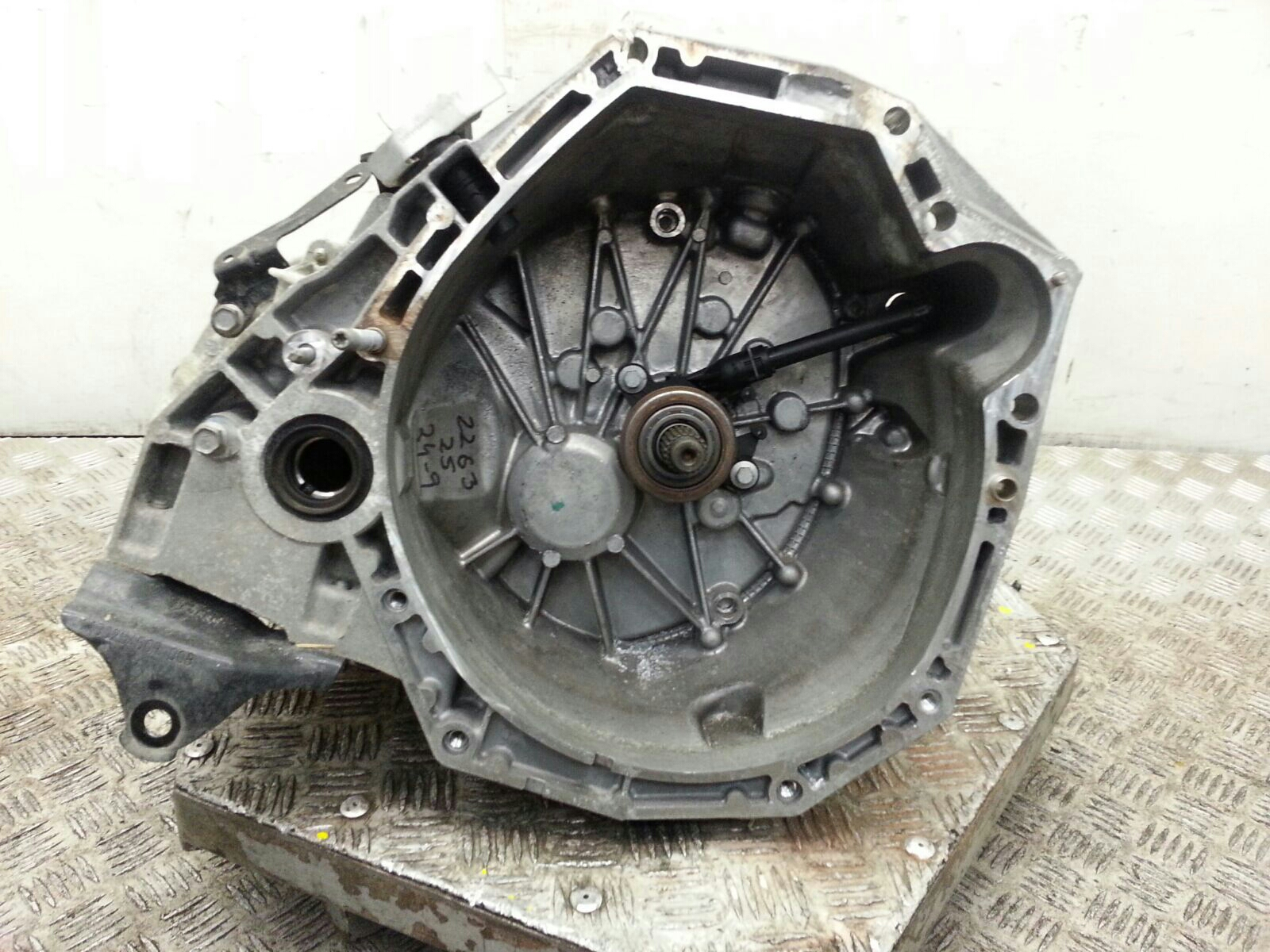 View Auto part Gearbox Renault Captur 2015