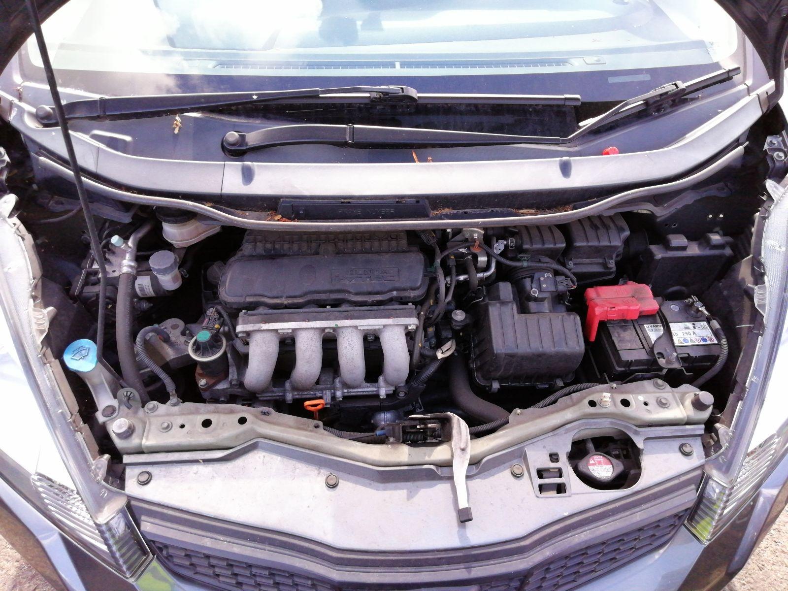 View Auto part Engine Honda Jazz 2011