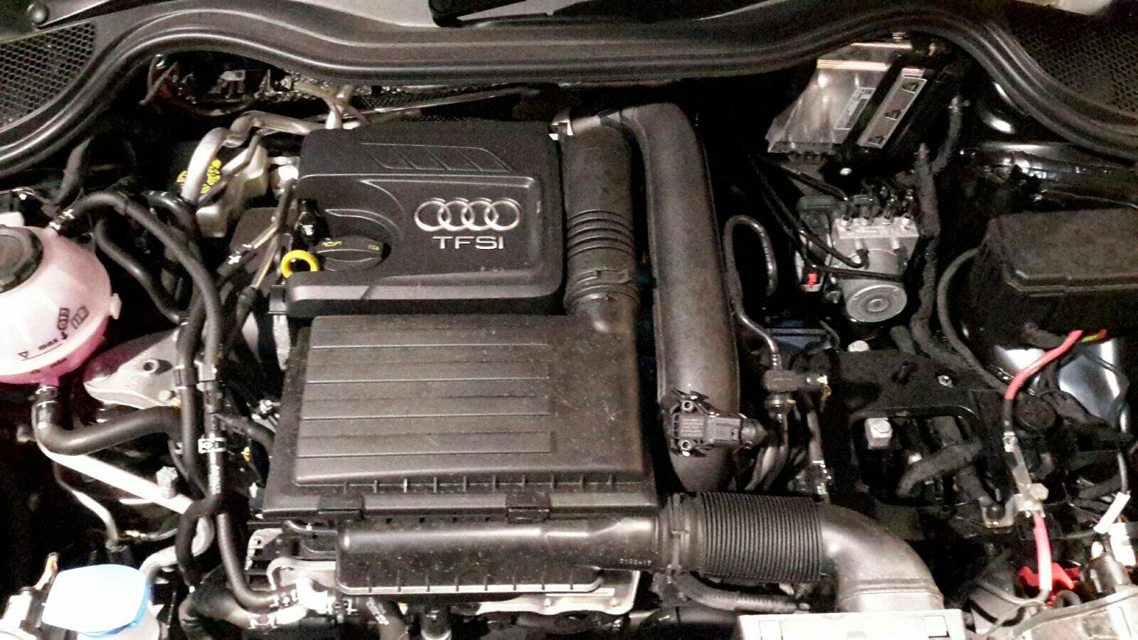 View Auto part Engine Audi A1 2018