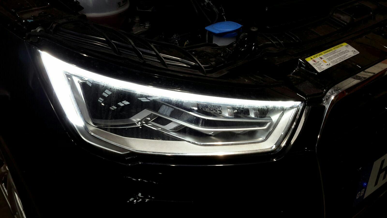 View Auto part R Headlamp Audi A1 2018
