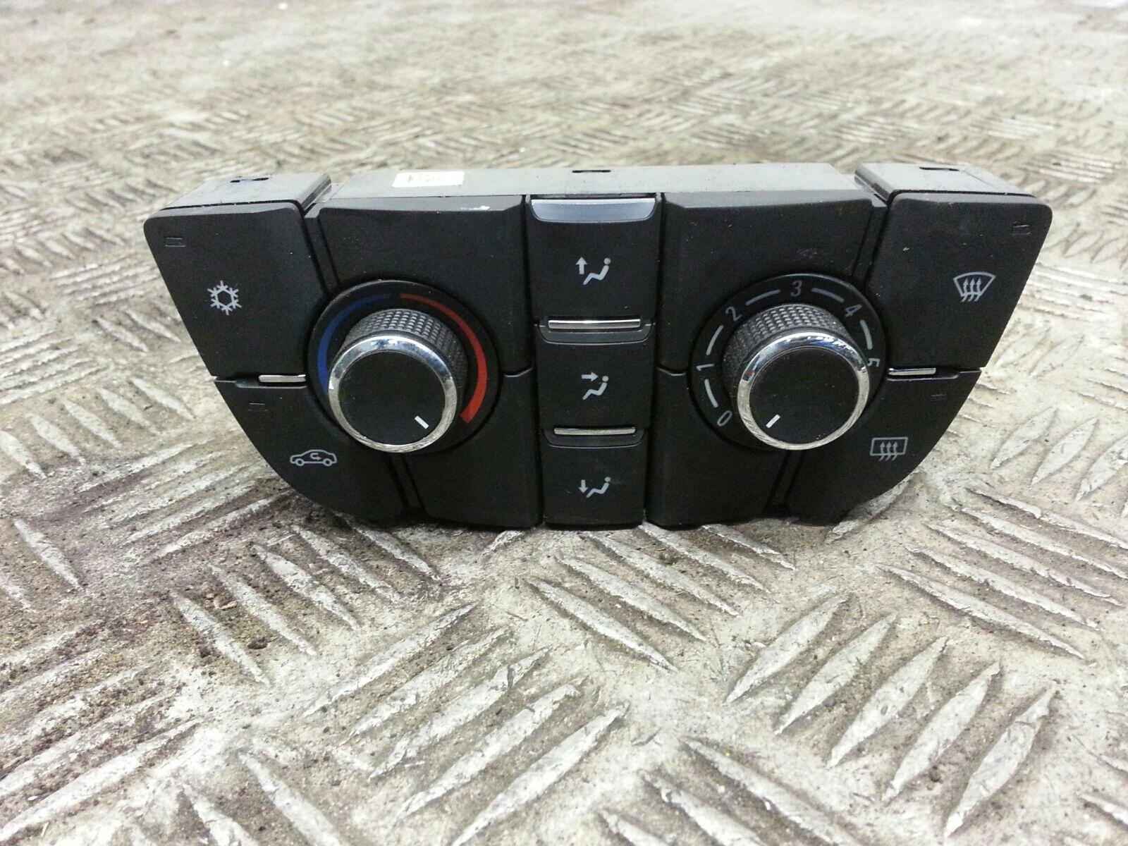 View Auto part Heater/AC Controller Vauxhall Meriva 2016