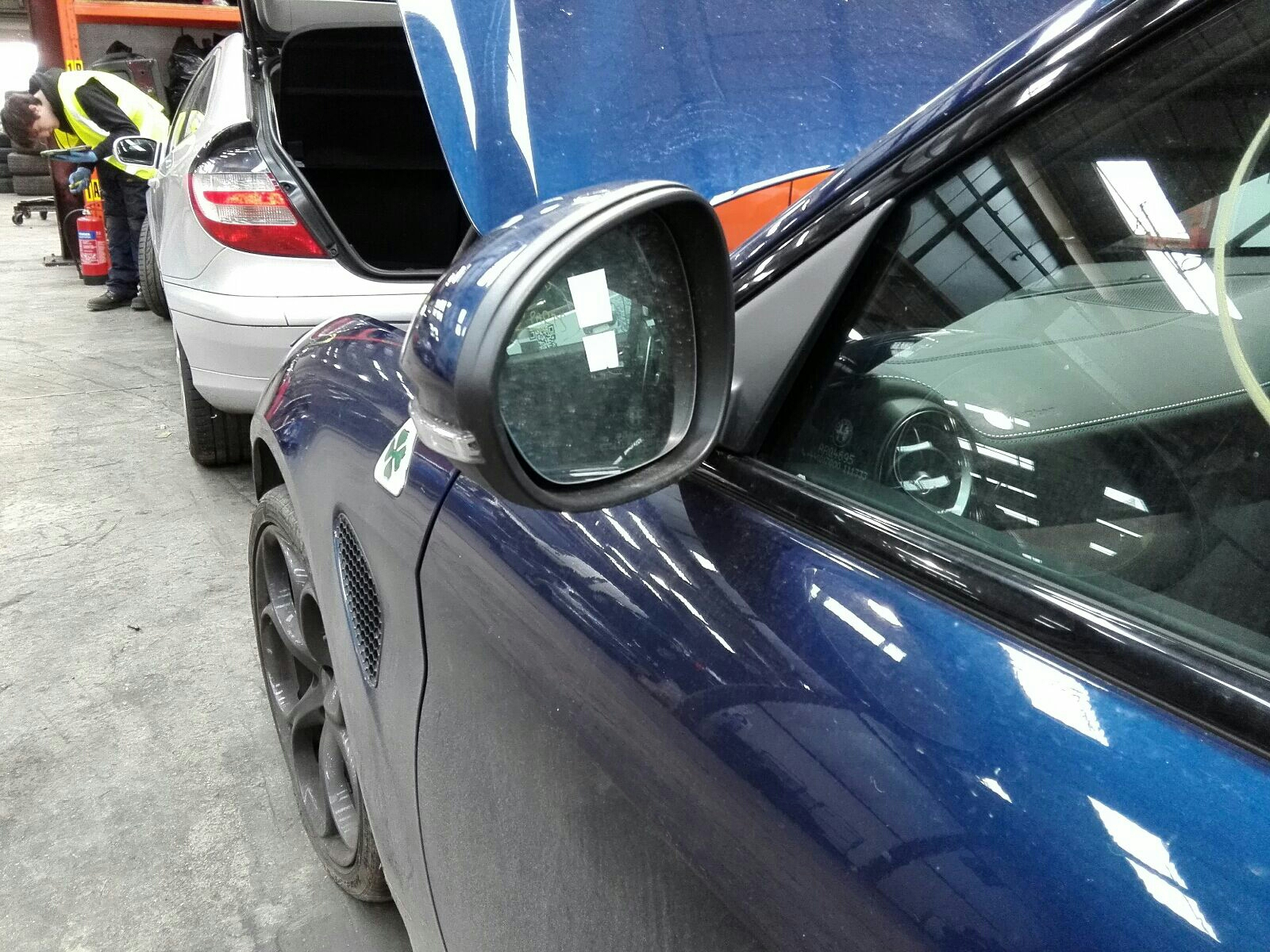 View Auto part L Door Mirror Alfa Romeo Giulia 2017