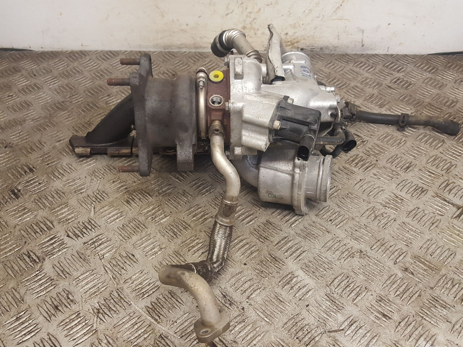 View Auto part Turbocharger Audi A3 2007