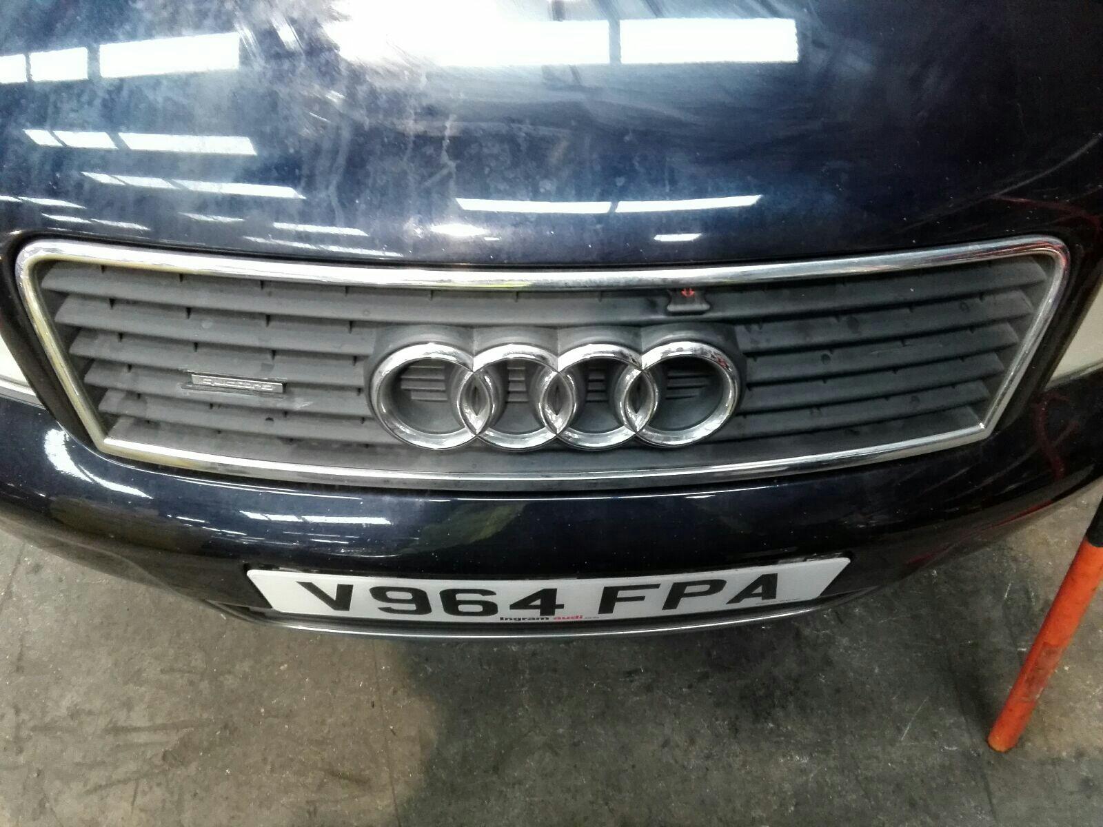 View Auto part Grille Audi A6 1999