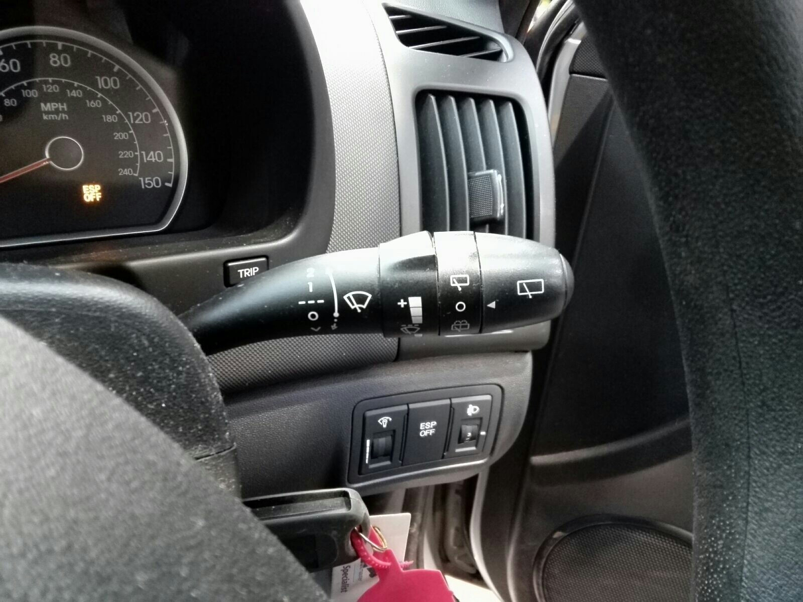 View Auto part Combination Switch Hyundai I30 2009