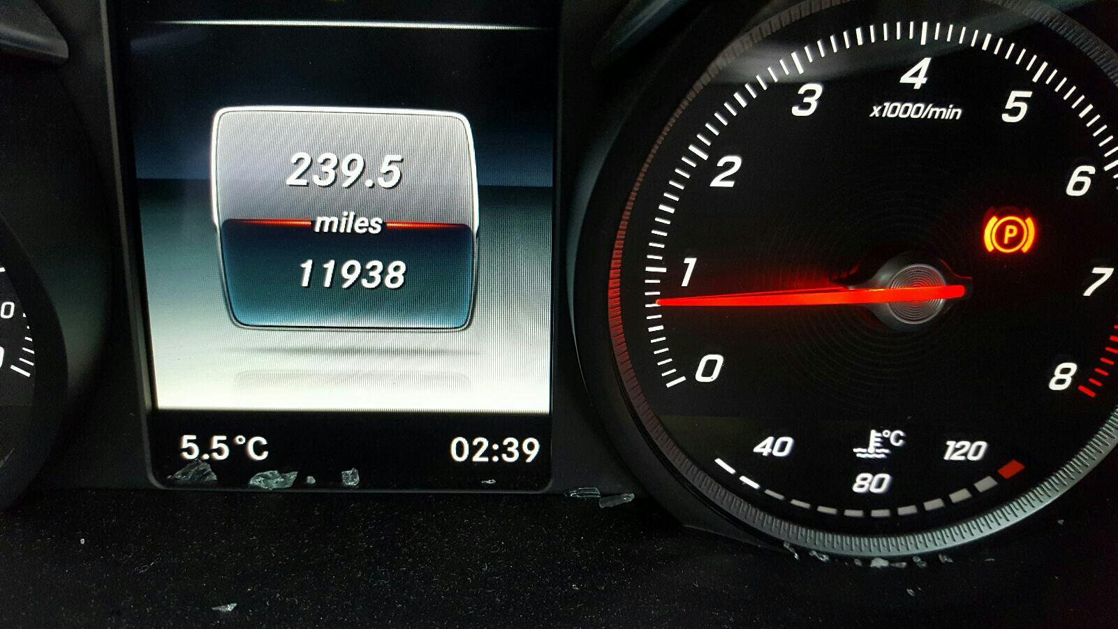 View Auto part Engine Mercedes C Class 2014