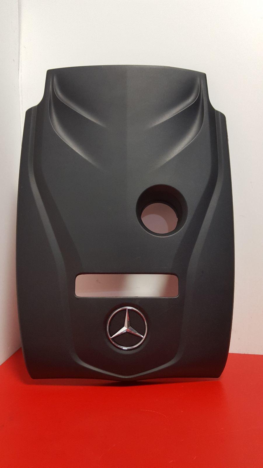 View Auto part Engine Cover Mercedes C Class 2014