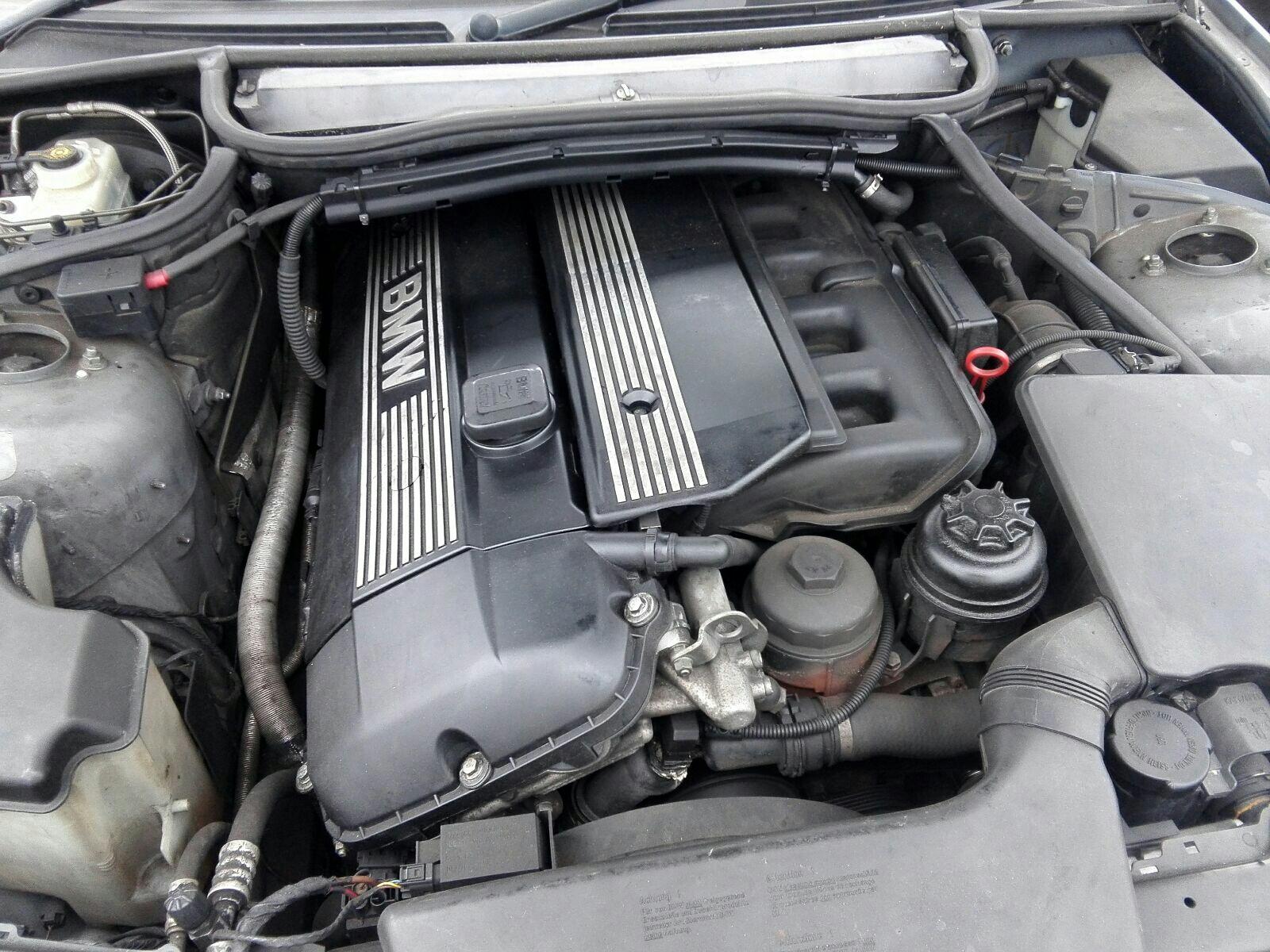 View Auto part Engine Bmw 3 Series 2004