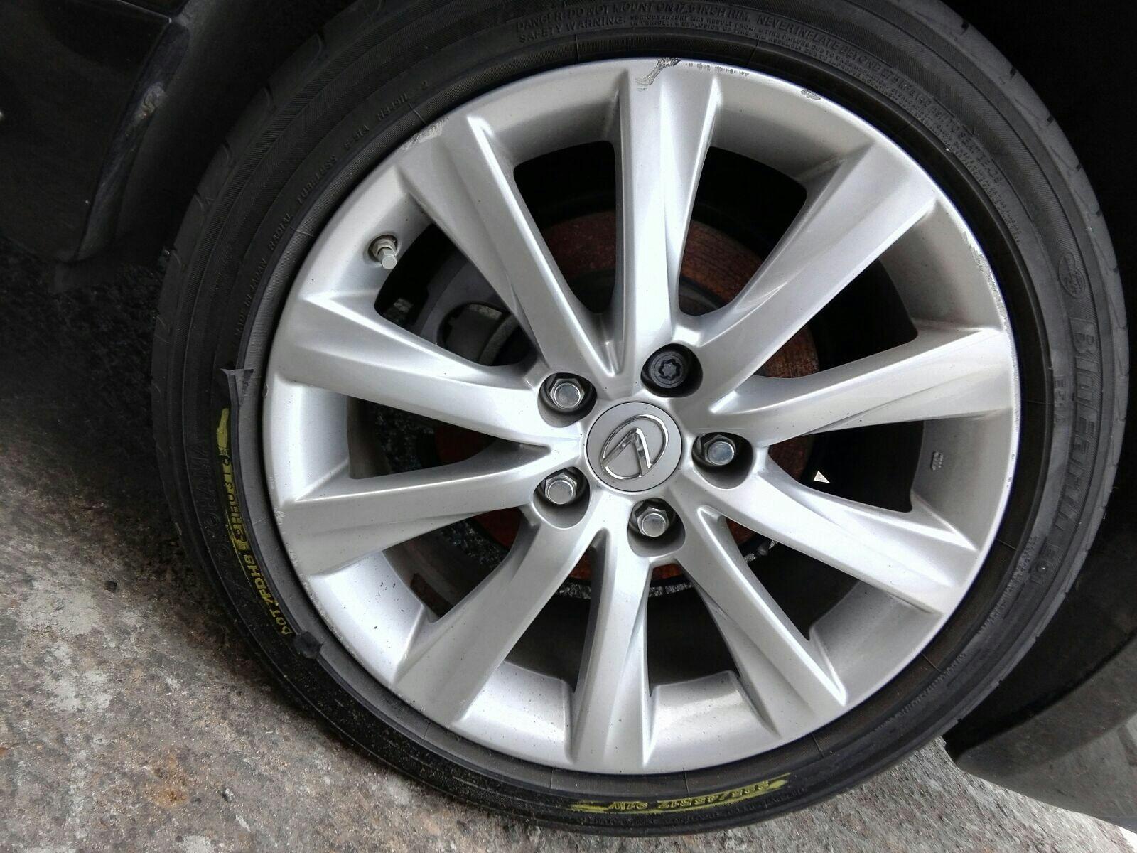 View Auto part Wheel Lexus Is Series 2016