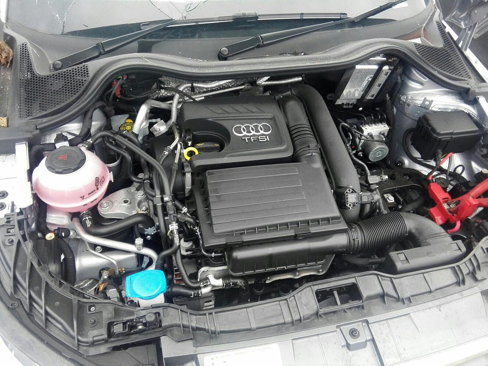 View Auto part Engine Audi A1 2017