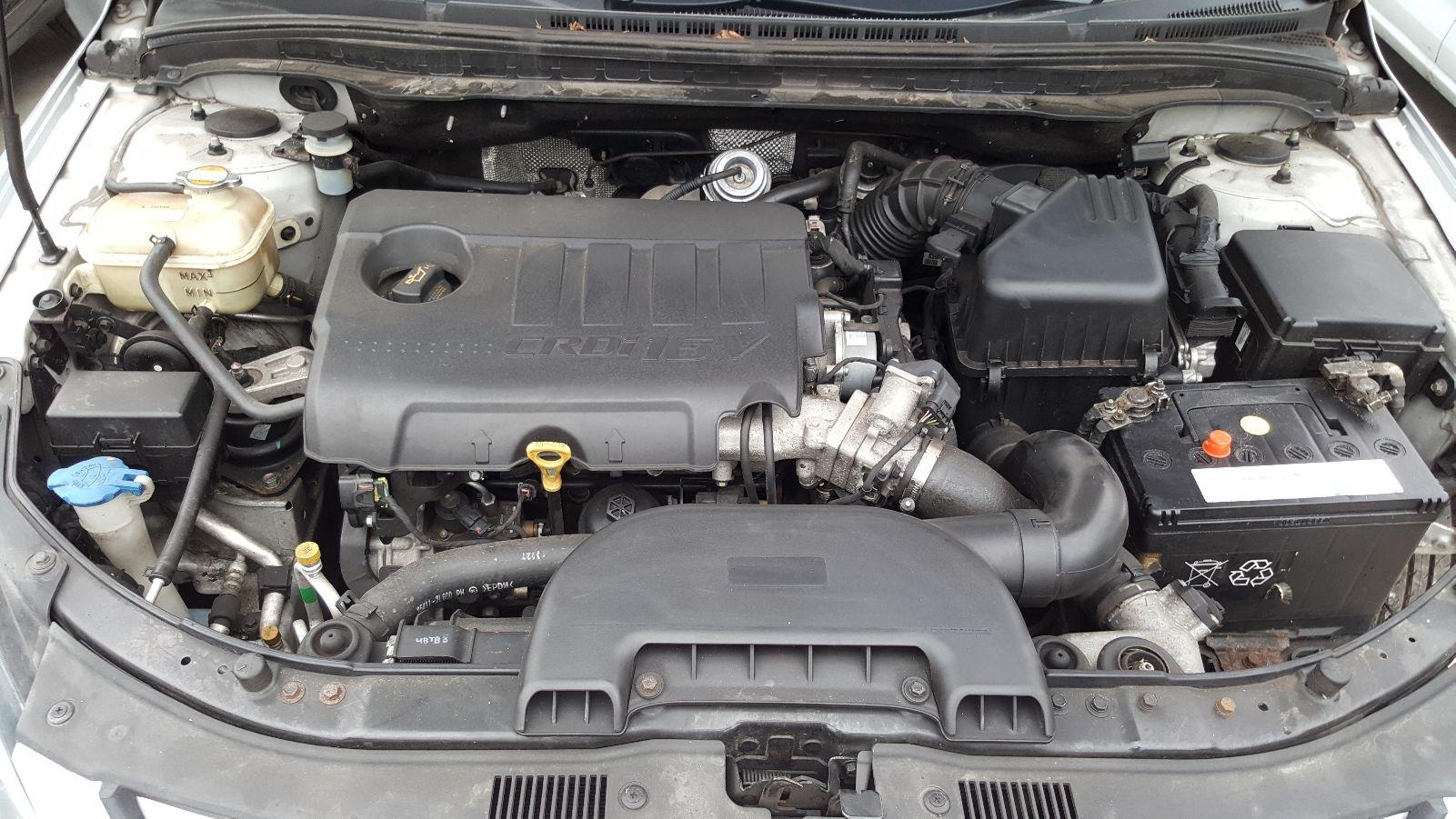 View Auto part Engine Hyundai I30 2012