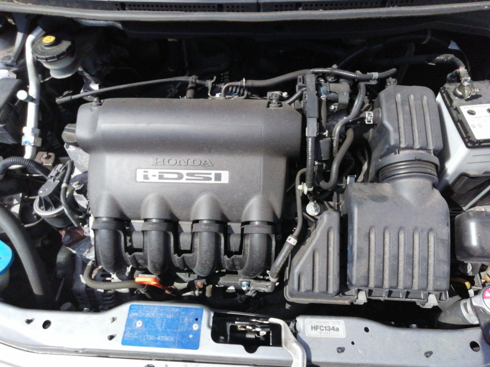 View Auto part Engine Honda Jazz 2005
