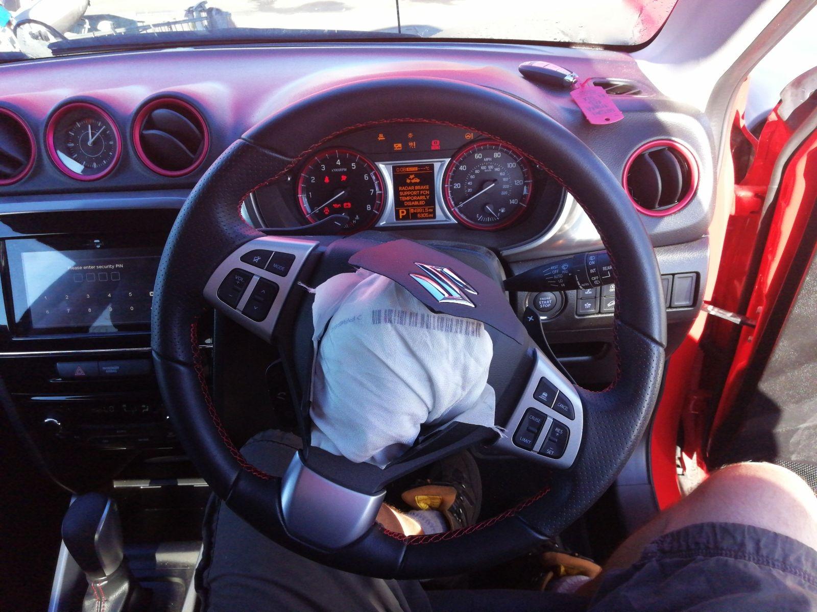 View Auto part Steering Wheel Suzuki Vitara 2017